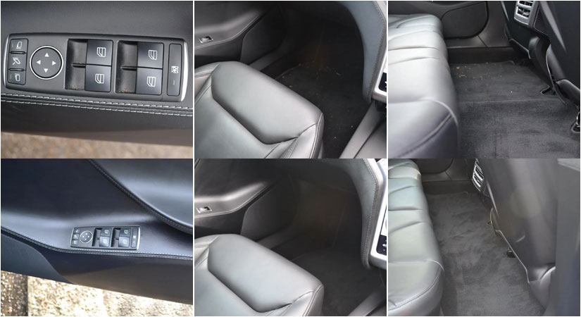 interior car detailing services deep clean